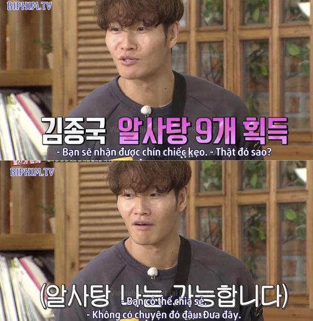 Fan SpartAce được dịp chèo thuyền khi Jong Kook ra mặt bảo vệ Ji Hyo khỏi hình phạt - Ảnh 1.