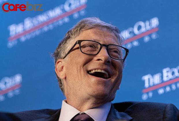 Lời khẳng định của tỷ phú bỏ học Bill Gates: Trường học là nơi có thể loại bỏ sự thắng thua, nhưng cuộc đời thì không! Trước khi làm ông chủ, hãy học cách làm thuê đã - Ảnh 1.