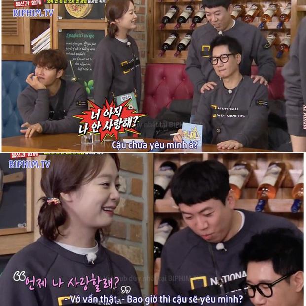 Ngọt ngào hết với Se Chan rồi đến Jong Kook, So Min đang nỗ lực tạo loveline tại Running Man? - Ảnh 1.