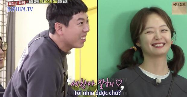Ngọt ngào hết với Se Chan rồi đến Jong Kook, So Min đang nỗ lực tạo loveline tại Running Man? - Ảnh 2.