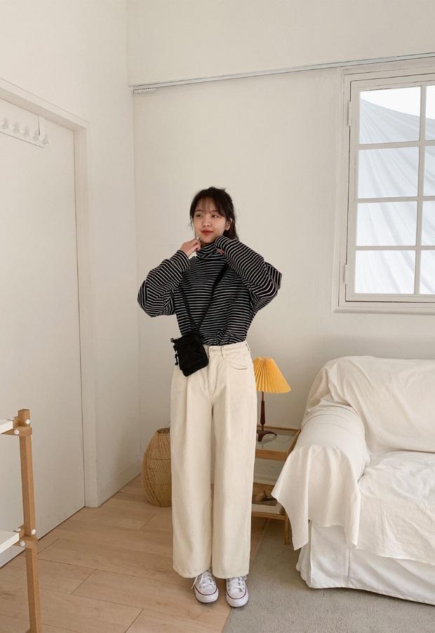Sự hiện diện của 1 trong 4 kiểu quần sau sẽ giúp set đồ thêm đắt tiền, dù bạn chỉ mặc toàn item giá rẻ - Ảnh 13.