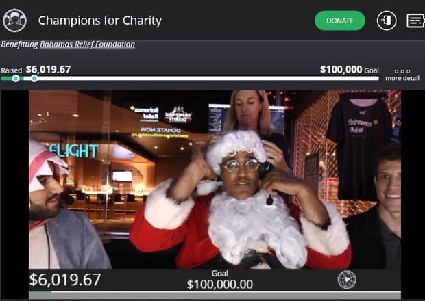 Không chỉ sang Mỹ dự Allstars, Faker còn tham gia stream gây quỹ từ thiện của cựu chủ tịch Rick Fox - Ảnh 3.