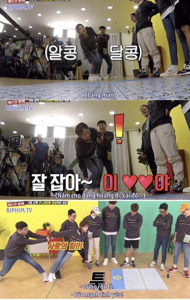 Ngọt ngào hết với Se Chan rồi đến Jong Kook, So Min đang nỗ lực tạo loveline tại Running Man? - Ảnh 3.