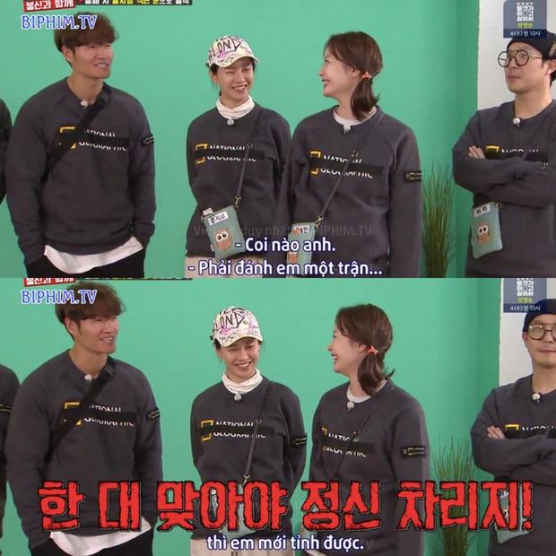 Ngọt ngào hết với Se Chan rồi đến Jong Kook, So Min đang nỗ lực tạo loveline tại Running Man? - Ảnh 6.