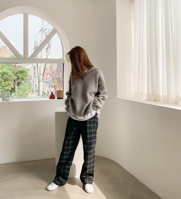 Sự hiện diện của 1 trong 4 kiểu quần sau sẽ giúp set đồ thêm đắt tiền, dù bạn chỉ mặc toàn item giá rẻ - Ảnh 9.