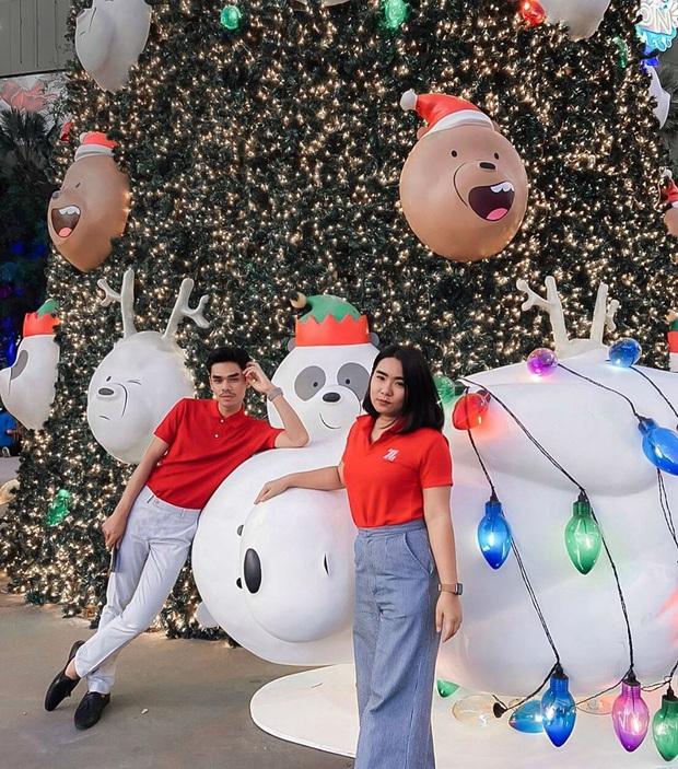 """Bị bắt trói rồi treo lửng lơ trong TTTM Thái Lan để… trang trí Noel, bộ 3 """"We Bare Bears"""" khiến dân mạng cười ra nước mắt - Ảnh 16."""
