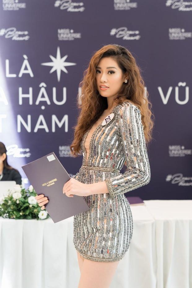 Vượt qua cả quán quân Vietnams Next Top Model, Khánh Vân xuất sắc đoạt giải social Best catwalk Hoa hậu Hoàn vũ 2019 - Ảnh 5.
