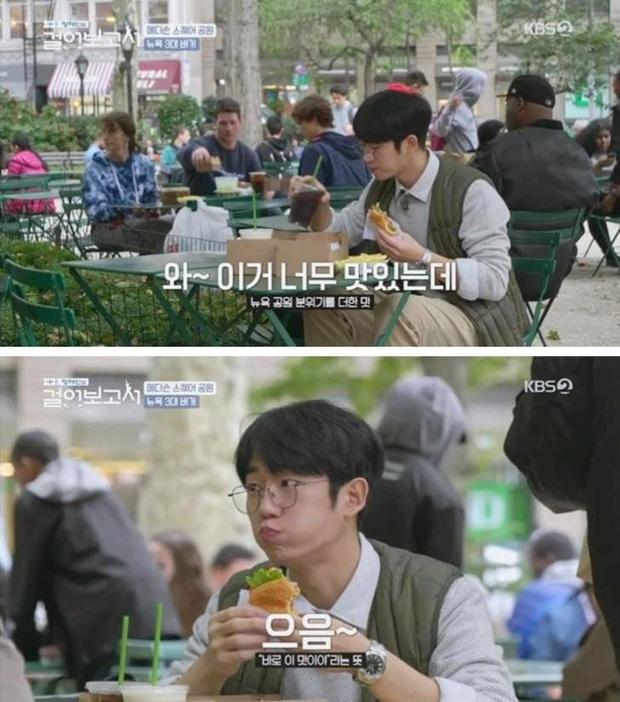 Ăn bánh uống sữa thôi mà Jung Hae In dễ thương đến nỗi khiến antifan cũng phải gục ngã và xin trở thành... fangirl - Ảnh 5.