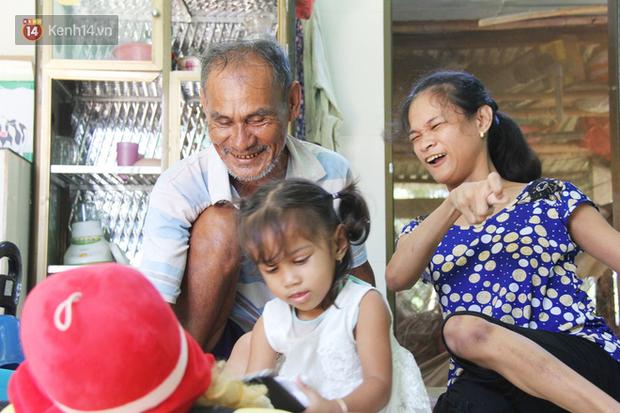 Cuộc sống đổi thay của người mẹ điên từng bị hiếp dâm đến sinh con ở Trà Vinh: Căn nhà nhỏ đã tràn ngập tiếng cười - Ảnh 3.