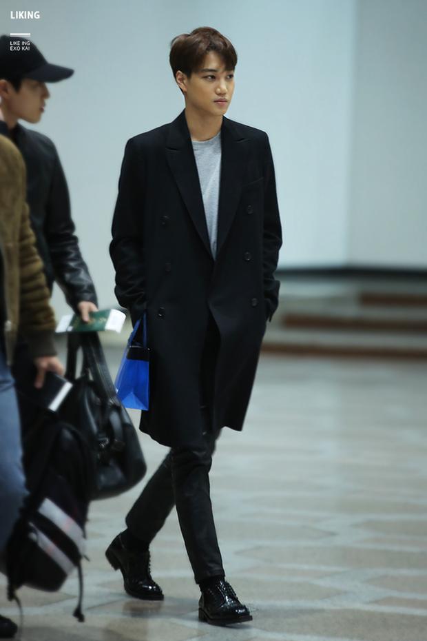Kai là idol nam duy nhất lọt top sao nam mặc đẹp năm 2020, vượt mặt cả Hoàng tử Harry - Ảnh 3.