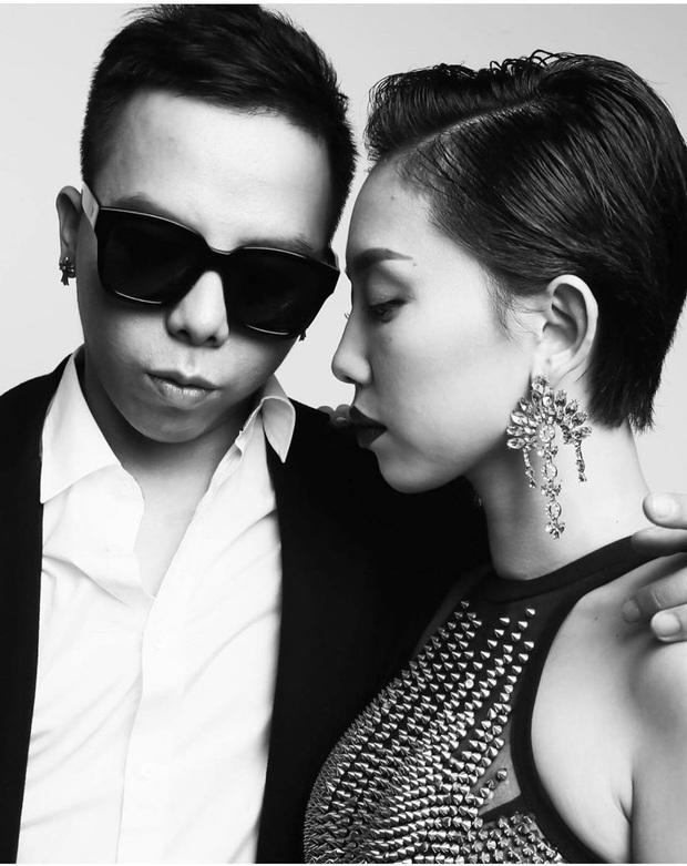 Hiếm lắm mới thấy Hoàng Touliver đăng ảnh bên Tóc Tiên, không tình bể tình nhưng vẫn làm netizen phát sốt - Ảnh 2.