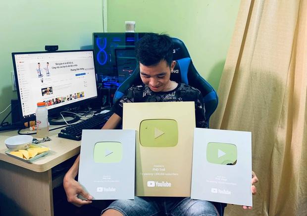 Video ăn cua và tôm Alaska đạt hơn 22 triệu lượt xem của YouTuber Phương Hữu Dưỡng lọt top 10 video nổi bật nhất trên Youtube Việt Nam năm 2019 - Ảnh 3.