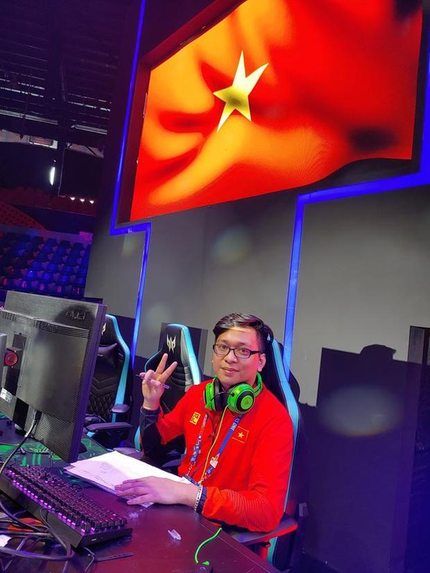 Đoàn eSports Việt Nam dừng chân tại SEA Games 30 ở 3 bộ môn Mobile Legends: Bang Bang, Starcraft II và Hearthstone - Ảnh 2.