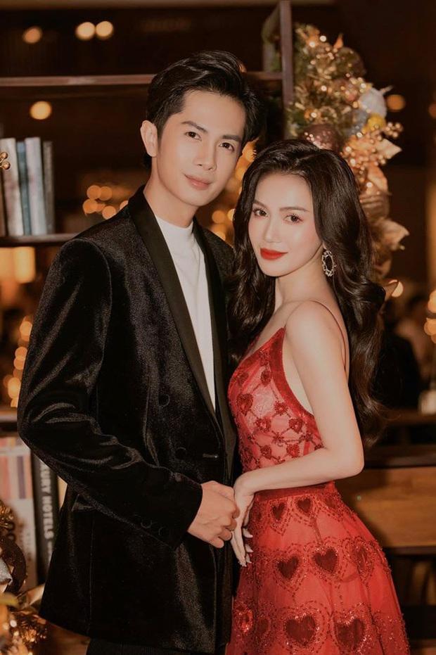 Học tập Trường Giang, Huỳnh Phương ghi điểm với khoảnh khắc nâng váy cho người yêu tại sự kiện - Ảnh 5.