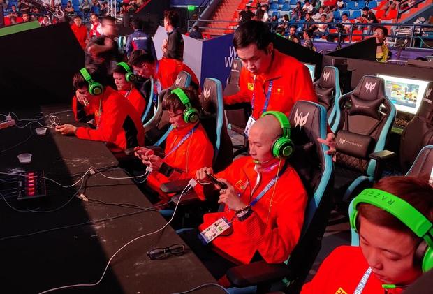 Đoàn eSports Việt Nam dừng chân tại SEA Games 30 ở 3 bộ môn Mobile Legends: Bang Bang, Starcraft II và Hearthstone - Ảnh 3.