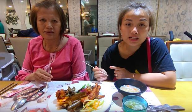 Quỳnh Trần JP tiết lộ mẹo nhỏ để đi ăn buffet được hời nhất, vừa dứt lời thì chị đi làm điều ngược lại! - Ảnh 14.
