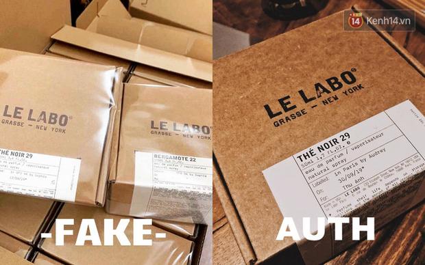 Nước hoa Le Labo fake bán nhan nhản tại Việt Nam: 4 chú ý bạn nên thuộc nằm lòng kẻo rước nhầm đồ đểu - Ảnh 7.