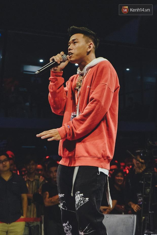 6 tuyển thủ sẽ tiến vào Chung kết Beck'Stage Battle Rap: Quá xứng đáng với từ Unexpected, hứa hẹn những màn đấu rap đỉnh cao chưa từng có! - Ảnh 3.