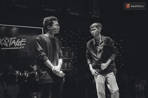 6 tuyển thủ sẽ tiến vào Chung kết Beck'Stage Battle Rap: Quá xứng đáng với từ Unexpected, hứa hẹn những màn đấu rap đỉnh cao chưa từng có! - Ảnh 9.