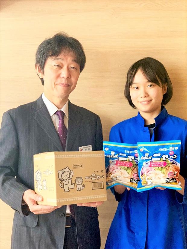 Hội yêu mèo hẳn sẽ lụy tim trước loại phở Meow Việt Nam đáng yêu siêu cấp đang gây sốt tại Nhật Bản - Ảnh 5.