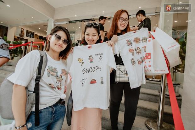 Các tín đồ Sài thành shopping tại UNIQLO sáng nay: Bill vài ba triệu là bình thường, khen nức nở nhưng vẫn có góp ý cho thương hiệu Nhật - Ảnh 6.