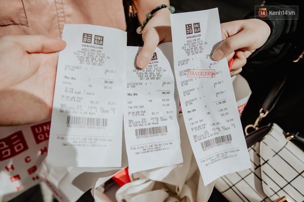 Các tín đồ Sài thành shopping tại UNIQLO sáng nay: Bill vài ba triệu là bình thường, khen nức nở nhưng vẫn có góp ý cho thương hiệu Nhật - Ảnh 8.