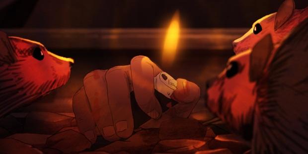 Kể chuyện bàn tay đứt rời tìm lại chủ nhân, I Lost My Body là phim hoạt hình hay nhất năm 2019 - Ảnh 2.