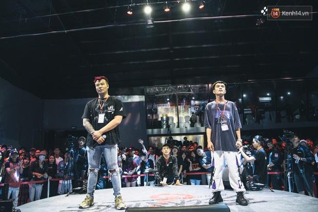 6 tuyển thủ sẽ tiến vào Chung kết Beck'Stage Battle Rap: Quá xứng đáng với từ Unexpected, hứa hẹn những màn đấu rap đỉnh cao chưa từng có! - Ảnh 5.