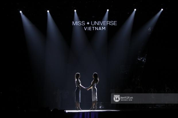 Thu Minh, Trọng Hiếu diễn cực sung, cùng HHen Niê và dàn thí sinh tổng duyệt trước giờ G chung kết Hoa hậu Hoàn vũ - Ảnh 5.
