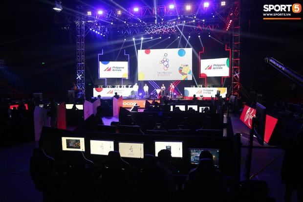 Khám phá địa điểm thi đấu Esports: Xứng đáng nhận danh hiệu hoành tráng nhất SEA Games 30 nhưng lại không hề có khán giả - Ảnh 4.