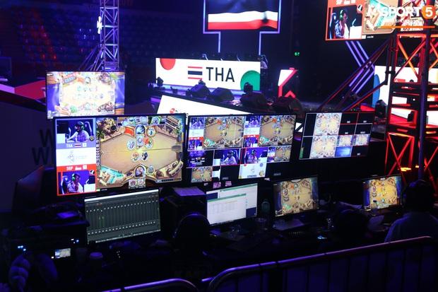 Khám phá địa điểm thi đấu Esports: Xứng đáng nhận danh hiệu hoành tráng nhất SEA Games 30 nhưng lại không hề có khán giả - Ảnh 6.