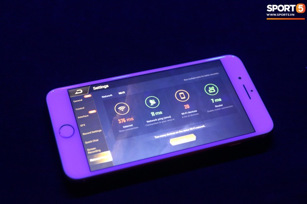 Mocha ZD Esports (Liên Quân mobile) khốn khổ vì BTC khi đến kiểm tra thiết bị trước ngày tranh tài tại SEA Games 30 - Ảnh 6.