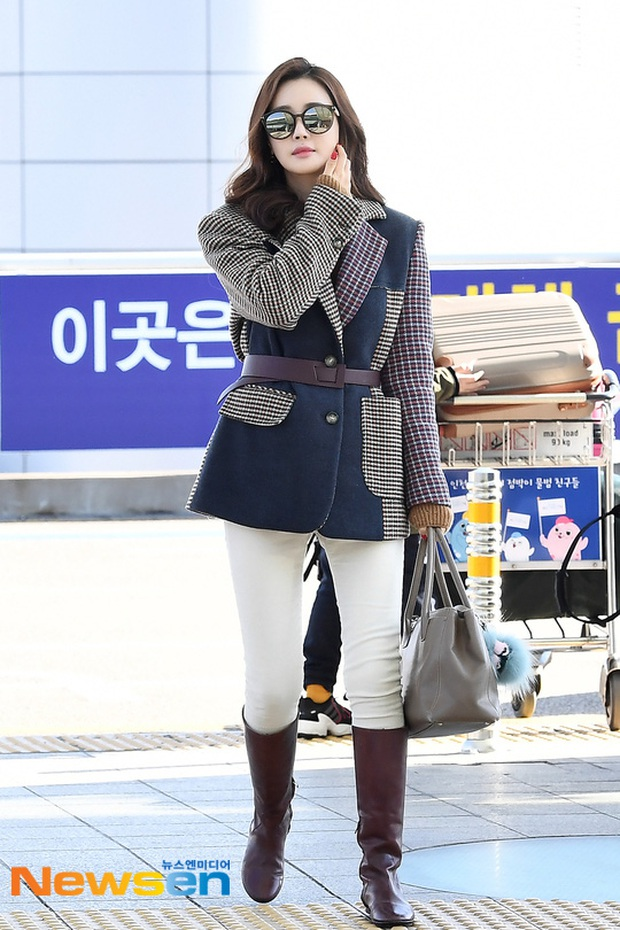 Dàn sao Hàn gây náo loạn sân bay: Jaejoong và Lee Da Hae cực nổi, nhưng nam thần hiện tượng Rowoon mới là tâm điểm - Ảnh 6.