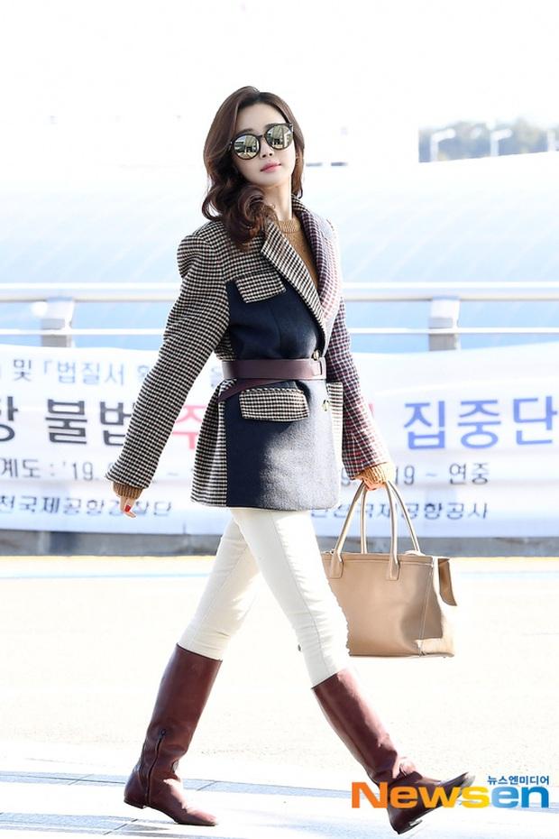 Dàn sao Hàn gây náo loạn sân bay: Jaejoong và Lee Da Hae cực nổi, nhưng nam thần hiện tượng Rowoon mới là tâm điểm - Ảnh 4.