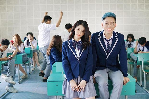 Nổi tiếng sớm và tai tiếng: Lê Bảo, Linh Ka, Lan Thy, Võ Ngọc Trân... những bạn trẻ đối diện với scandals khi còn là học sinh - Ảnh 3.