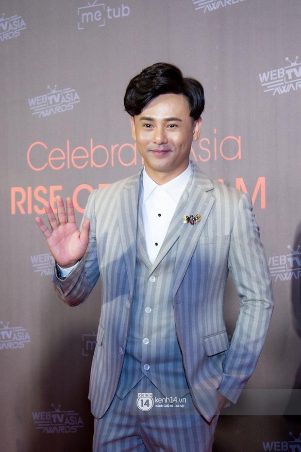 Thảm đỏ WebTVAsia Awards 2019: Nhã Phương, Chi Pu đồng loạt khoe vai thon gợi cảm, cùng dàn nghệ sĩ châu Á tự tin khoe sắc - Ảnh 32.