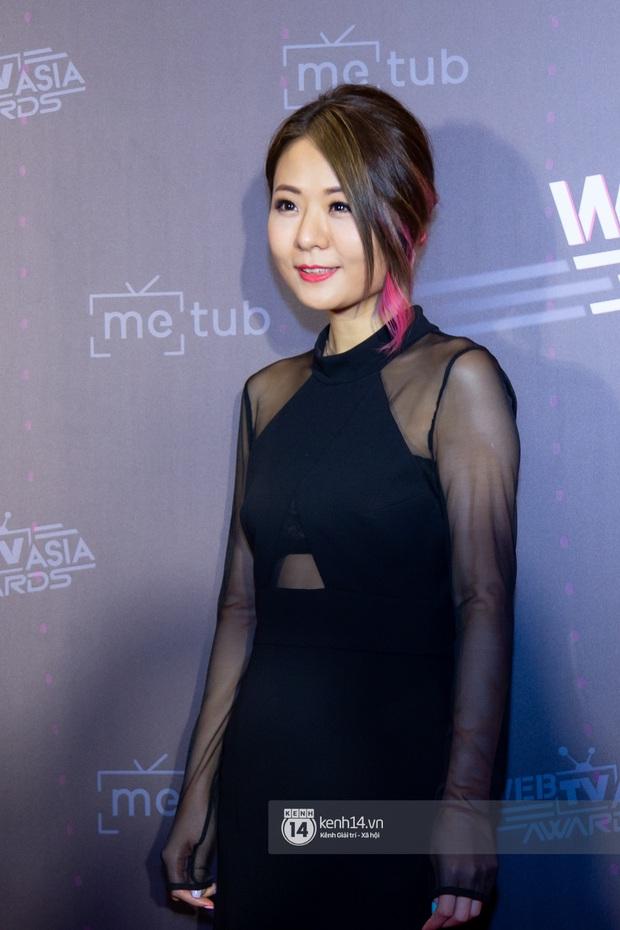 Thảm đỏ WebTVAsia Awards 2019: Nhã Phương, Chi Pu đồng loạt khoe vai thon gợi cảm, cùng dàn nghệ sĩ châu Á tự tin khoe sắc - Ảnh 1.