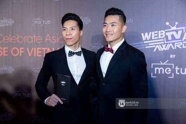 Thảm đỏ WebTVAsia Awards 2019: Nhã Phương, Chi Pu đồng loạt khoe vai thon gợi cảm, cùng dàn nghệ sĩ châu Á tự tin khoe sắc - Ảnh 30.