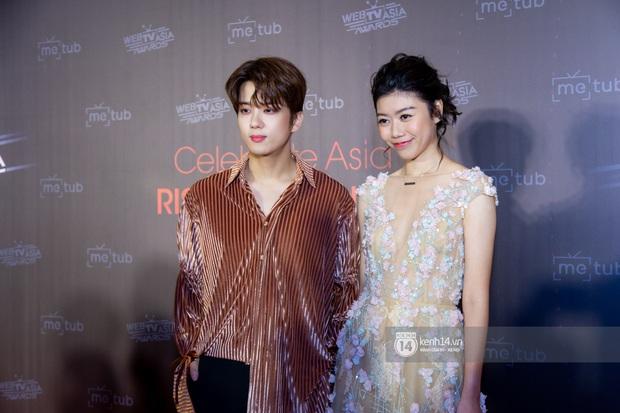 Thảm đỏ WebTVAsia Awards 2019: Nhã Phương, Chi Pu đồng loạt khoe vai thon gợi cảm, cùng dàn nghệ sĩ châu Á tự tin khoe sắc - Ảnh 29.