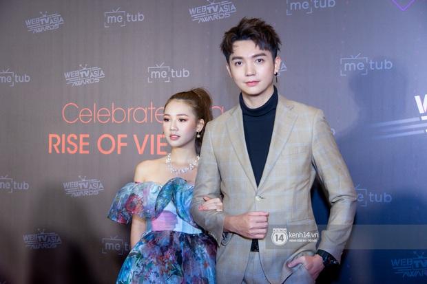 Thảm đỏ WebTVAsia Awards 2019: Nhã Phương, Chi Pu đồng loạt khoe vai thon gợi cảm, cùng dàn nghệ sĩ châu Á tự tin khoe sắc - Ảnh 28.