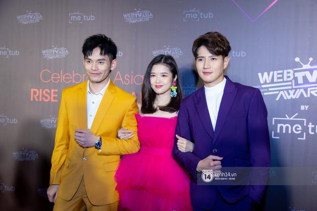 Thảm đỏ WebTVAsia Awards 2019: Nhã Phương, Chi Pu đồng loạt khoe vai thon gợi cảm, cùng dàn nghệ sĩ châu Á tự tin khoe sắc - Ảnh 27.