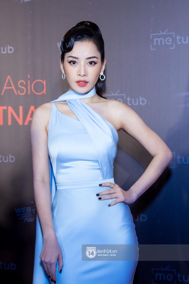 Thảm đỏ WebTVAsia Awards 2019: Nhã Phương, Chi Pu đồng loạt khoe vai thon gợi cảm, cùng dàn nghệ sĩ châu Á tự tin khoe sắc - Ảnh 4.