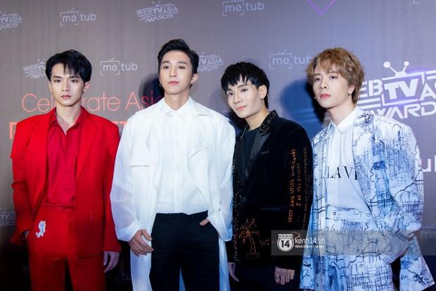 Thảm đỏ WebTVAsia Awards 2019: Nhã Phương, Chi Pu đồng loạt khoe vai thon gợi cảm, cùng dàn nghệ sĩ châu Á tự tin khoe sắc - Ảnh 26.