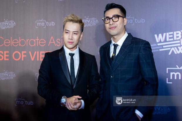 Thảm đỏ WebTVAsia Awards 2019: Nhã Phương, Chi Pu đồng loạt khoe vai thon gợi cảm, cùng dàn nghệ sĩ châu Á tự tin khoe sắc - Ảnh 25.