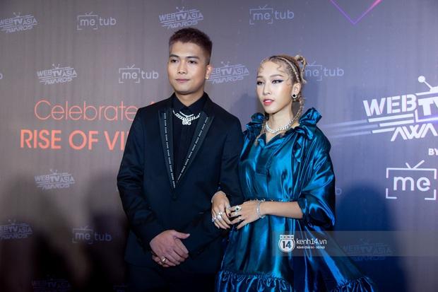 Thảm đỏ WebTVAsia Awards 2019: Nhã Phương, Chi Pu đồng loạt khoe vai thon gợi cảm, cùng dàn nghệ sĩ châu Á tự tin khoe sắc - Ảnh 24.
