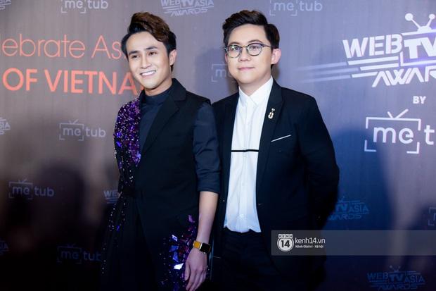 Thảm đỏ WebTVAsia Awards 2019: Nhã Phương, Chi Pu đồng loạt khoe vai thon gợi cảm, cùng dàn nghệ sĩ châu Á tự tin khoe sắc - Ảnh 22.