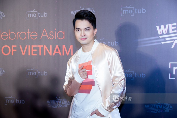 Thảm đỏ WebTVAsia Awards 2019: Nhã Phương, Chi Pu đồng loạt khoe vai thon gợi cảm, cùng dàn nghệ sĩ châu Á tự tin khoe sắc - Ảnh 21.