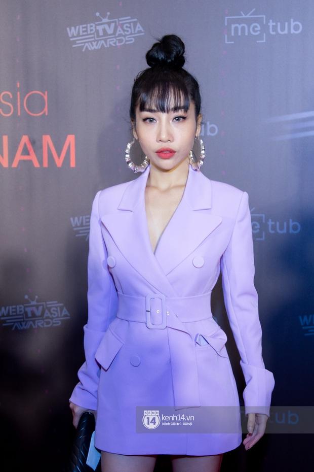 Thảm đỏ WebTVAsia Awards 2019: Nhã Phương, Chi Pu đồng loạt khoe vai thon gợi cảm, cùng dàn nghệ sĩ châu Á tự tin khoe sắc - Ảnh 19.