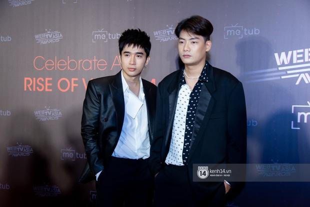 Thảm đỏ WebTVAsia Awards 2019: Nhã Phương, Chi Pu đồng loạt khoe vai thon gợi cảm, cùng dàn nghệ sĩ châu Á tự tin khoe sắc - Ảnh 18.