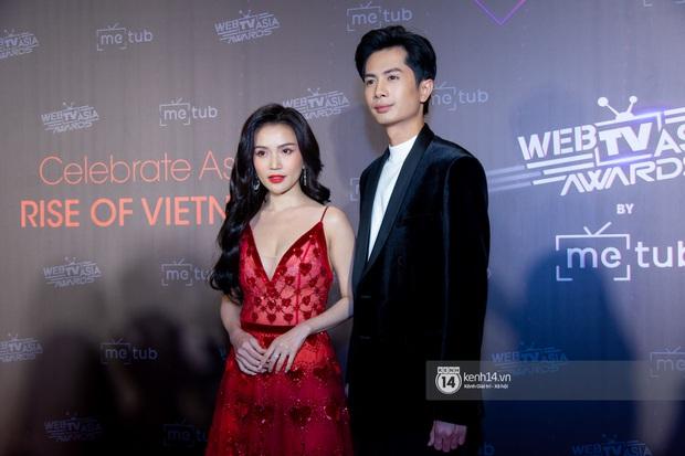 Thảm đỏ WebTVAsia Awards 2019: Nhã Phương, Chi Pu đồng loạt khoe vai thon gợi cảm, cùng dàn nghệ sĩ châu Á tự tin khoe sắc - Ảnh 17.